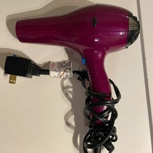 Conair Infiniti Pro Hairdryer WITHOUT DIFFUSERS